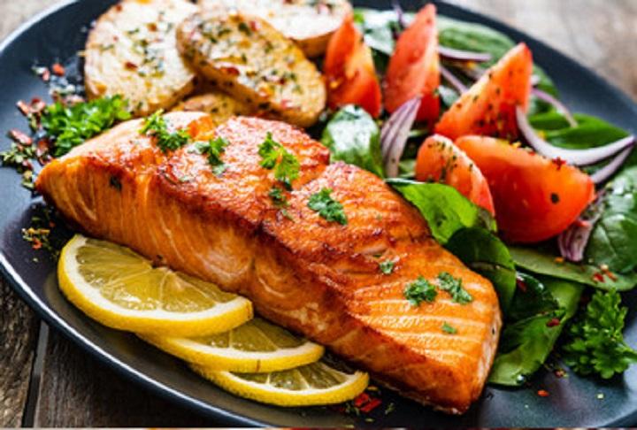 Filete de salmón 300 gramos