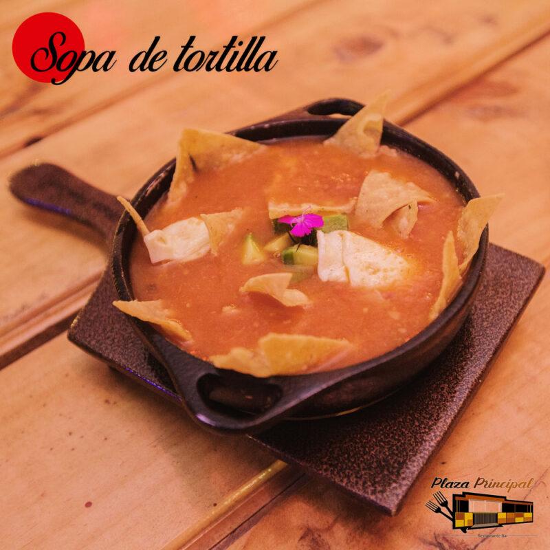 Sopa-de-tortilla