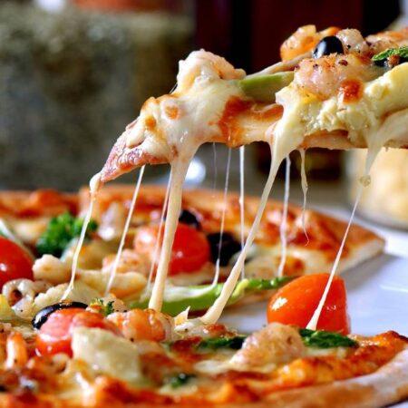 Pizza 2 ingredientes